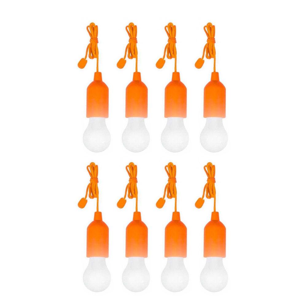 4 4 omaggio lampadine led arancioni a batterie for Lampadine casa led